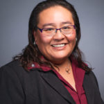 Photo of Marilyn North Peigan, City Council Representative, Indigenous, White Goose Flying Report